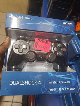 Playstation Dual Shock 4 For PS4 , PS TV & PS Now- Brand New Sealed