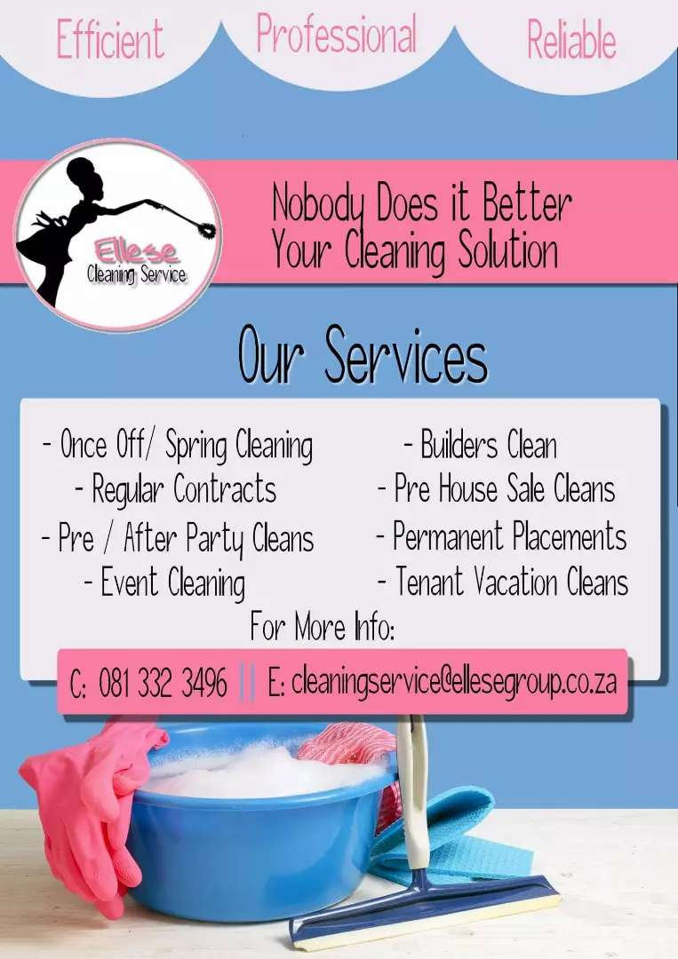 Ellese Cleaning Service 0