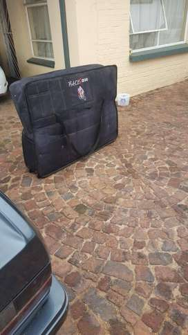 Race case for bicycle