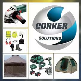 Supply PPE, Tools,Canvas Tents