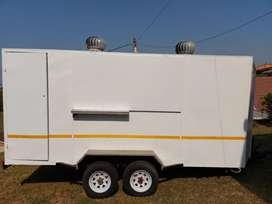 ***Mobile Kitchen FOR SALE- R67 000***