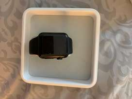 Apple Watch 38mm Sapphire Crystal Display & Ceramic Back & acessories