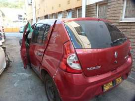 Stripping for spares Renault Sandero