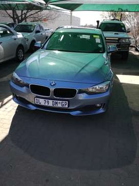 2015 BMW 316i, 97000 kilometers, still in good condition with sunroof