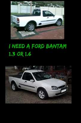 I am looking for a ford bantam