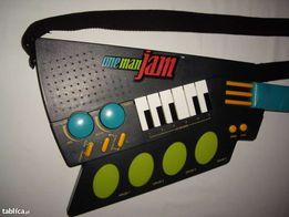 GITARA dla dziecka KEYBORD i PERKUSJA w jednym instrument dla dzieci