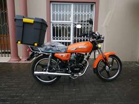 Commercial Motorbike for Rental