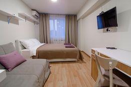 Своя однокомнатная квартира в Соломенском районе Киева посуточно.