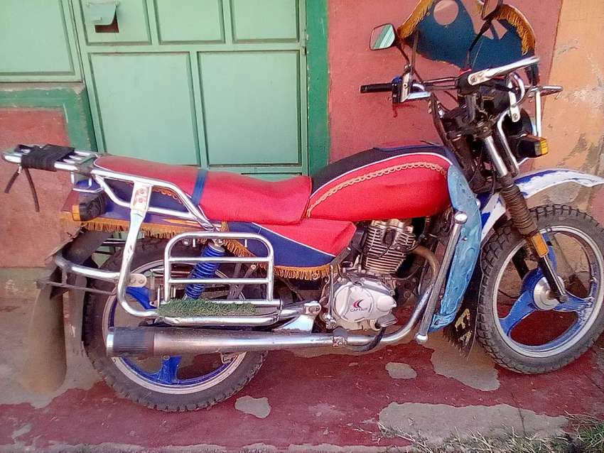 Captain 175cc 0