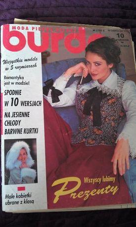 Burda 10/1993. Sosnowiec - image 1