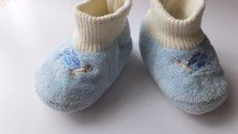 Пенетки Chicco для младенца нескользящие носочки раз. 16, стел. 11 см