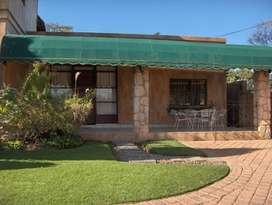 Vip self catering unit fully furnished R 5950 per month including elec