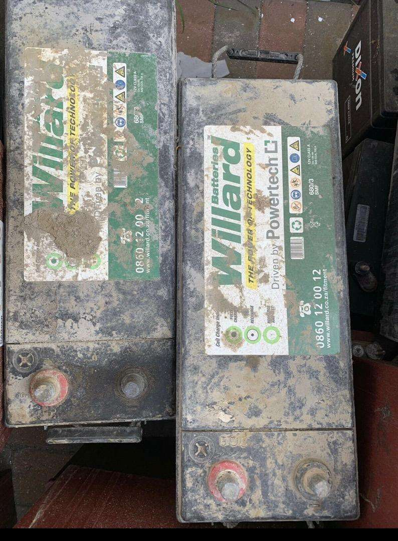 SCRAP BATTERIES WANTED