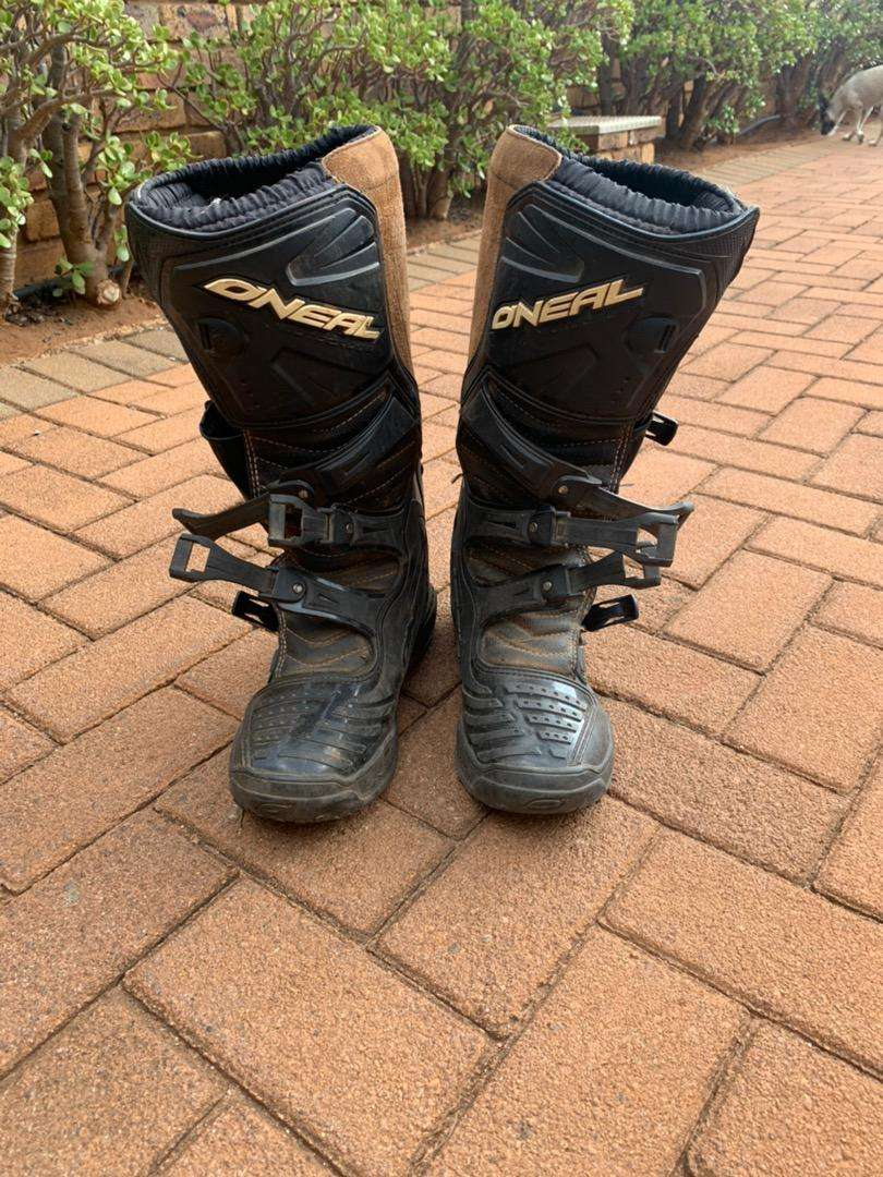 Offroad Boots 0