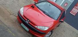 Peugeot 206 is available for sale