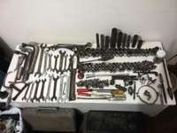Image of Odd tools R600 for the lot