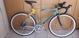 Bianchi bike for sale by Morgan