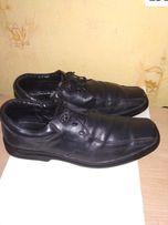 Туфли Violes мужские кожаные 44 размер.