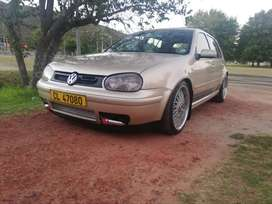 2003 model VW Golf4 1.8i in very good condition