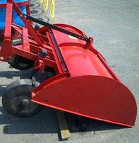 Грунтофреза для трактора, почвофреза польская Wirax (фреза оригинал)