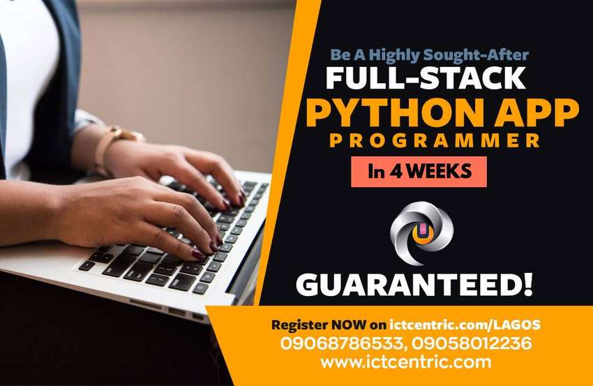BE A PROFESSIONAL PYTHON PROGRAMMER IN 4 WEEKS. 100% PRACTICAL TRAININ 0