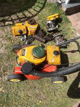 Mower With Lots Of Spares PE