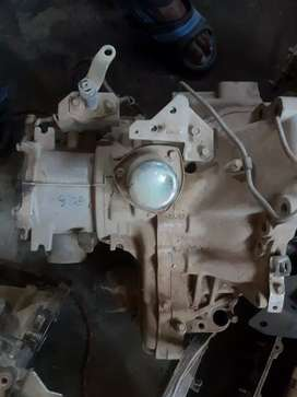 Mazda 626 automatic gearbox