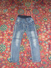 джинсы мальчик