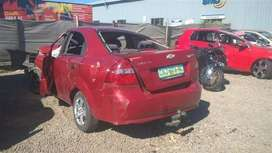CHEVROLET AVEO 1.5 LS STRIPPING FOR SPARES