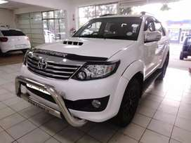 2015 Toyota fortuner 2.5 D4D 4x2