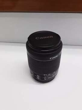 Canon 18-55mm 1:3.5-5.6 STM