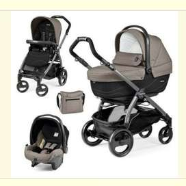 Peg Perego - xl book 51 complete travel system