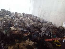 Gearbox and engines for sale