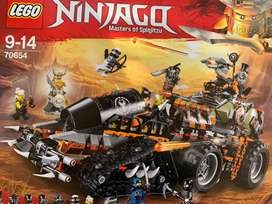 New Original Lego Ninjago Never opened!