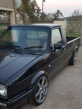 VW Caddy for sale, 2L 8V, Price negotiable