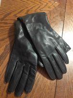 Перчатки кожаные PRADA