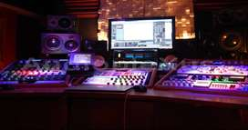 Mixdown and Mastering Service