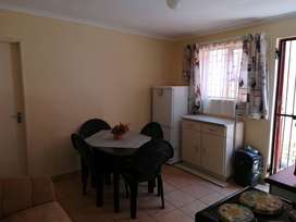 2 Bedroom accommodation to share