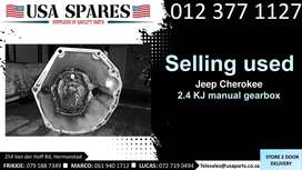 Jeep Cherokee 2.4 KJ 2002-07 used automatic gearbox for sale