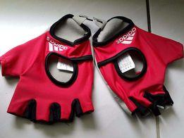 Oryginalne rękawiczki do fitness Adidas roz L nowe