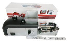 elektryczna nabijarka maszynka do papierosów reg.obrotów LYCX6095