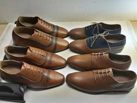 Brand new genuine leather shoes for sale