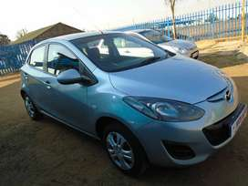 2012 Mazda2 1.3 Active with 117000km
