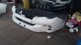 Toyota Fortuner new shape Front Bumper