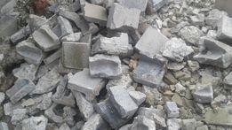 Бой:бетон,шлакоблок бесплатно
