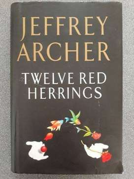 Twelve Red Herrings - Jeffrey Archer.