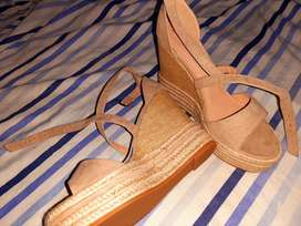 Walk a mile in these wedges and run while you're at it!