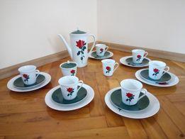 Zestaw serwis porcelana Bavaria