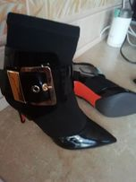 Кожаные ботиночки с Италии