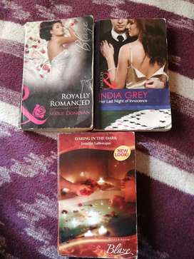 Books - Mills and Boon Romance